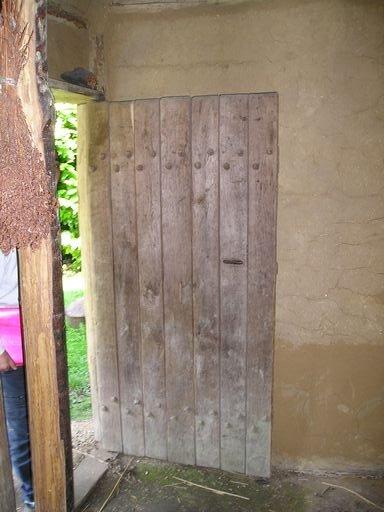 Fabriquer Une Porte En Bois Exterieur De Portes Anciennes